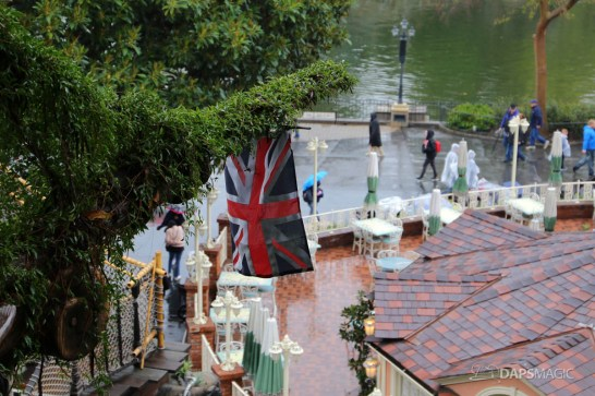 Rainy Day at the Disneyland Resort-116