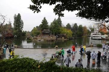 Rainy Day at the Disneyland Resort-124