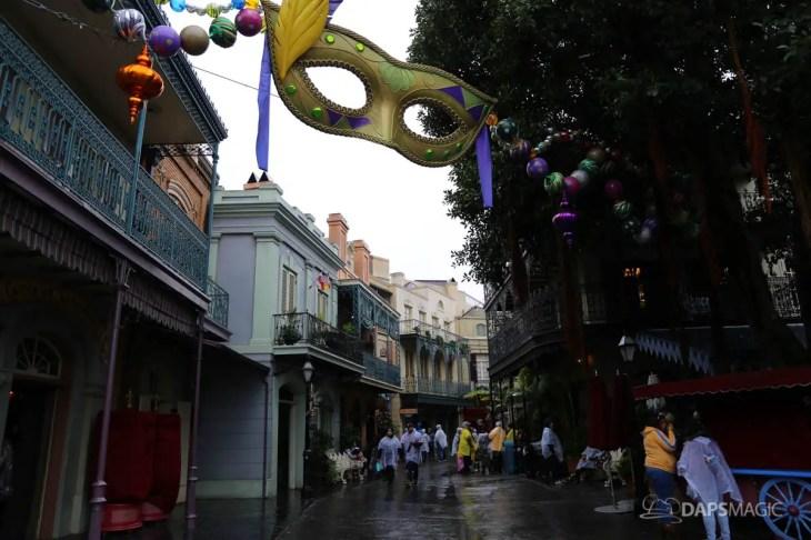 Rainy Day at the Disneyland Resort-126