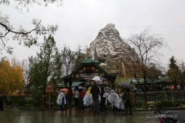 Rainy Day at the Disneyland Resort-34