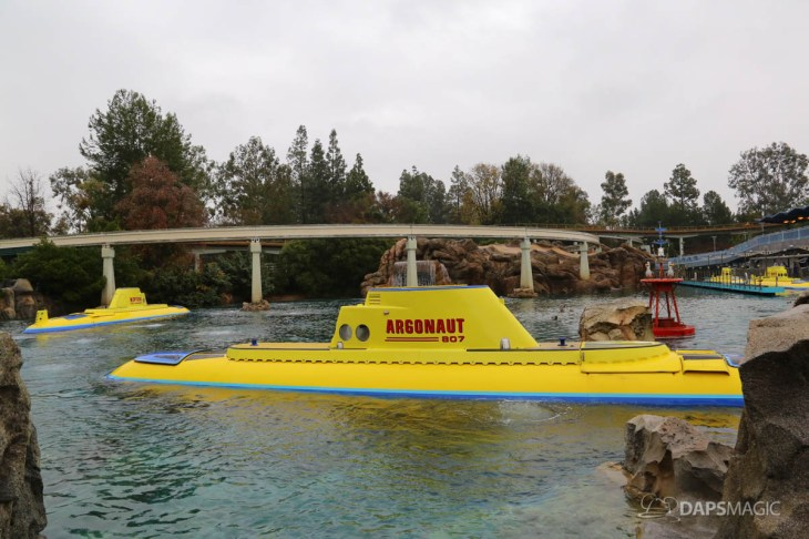Rainy Day at the Disneyland Resort-41