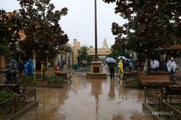 Rainy Day at the Disneyland Resort-65