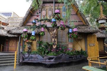 Rainy Day at the Disneyland Resort-97
