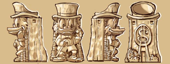 Scrooge_Mcduck_Tiki_Concept
