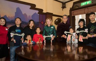"""Hong Kong Disneyland Encourages Families to Volunteer and """"Give a Day, Get a Disney Day"""""""