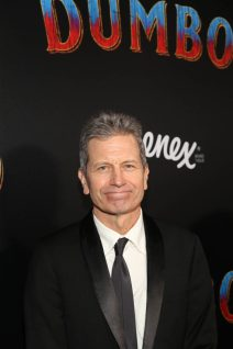 """LOS ANGELES, CA - MARCH 11: Production Designer Rick Heinrichs attends the World Premiere of Disney's """"Dumbo"""" at the El Capitan Theatre on March 11, 2019 in Los Angeles, California. (Photo by Jesse Grant/Getty Images for Disney)"""