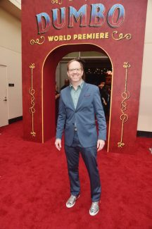 """LOS ANGELES, CA - MARCH 11: Ptolemy Slocum attends the World Premiere of Disney's """"Dumbo"""" at the El Capitan Theatre on March 11, 2019 in Los Angeles, California. (Photo by Alberto E. Rodriguez/Getty Images for Disney) *** Local Caption *** Ptolemy Slocum"""
