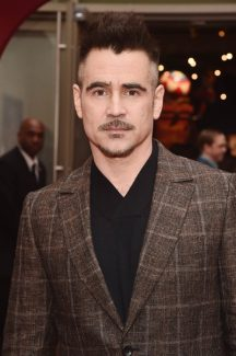 "LOS ANGELES, CA - MARCH 11: Actor Colin Farrell attends the World Premiere of Disney's ""Dumbo"" at the El Capitan Theatre on March 11, 2019 in Los Angeles, California. (Photo by Alberto E. Rodriguez/Getty Images for Disney) *** Local Caption *** Colin Farrell"