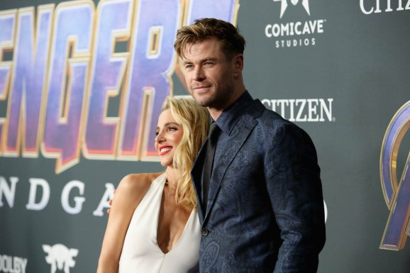 AVENGERS- ENDGAME World Premiere-117