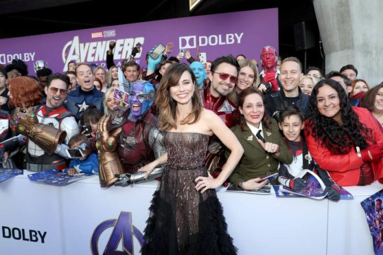 AVENGERS- ENDGAME World Premiere-144