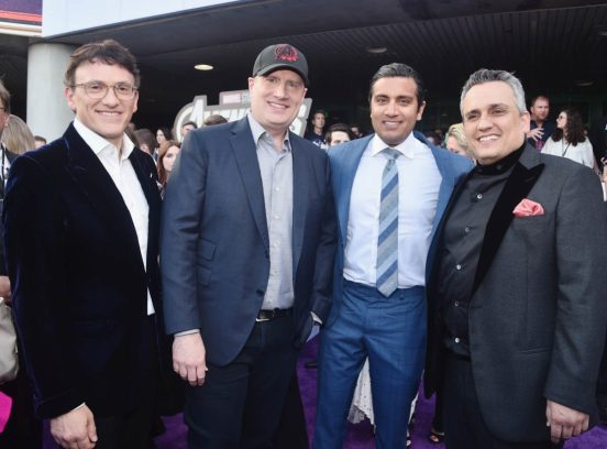 AVENGERS- ENDGAME World Premiere-197