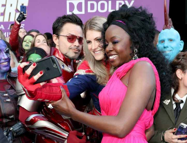 AVENGERS- ENDGAME World Premiere-269