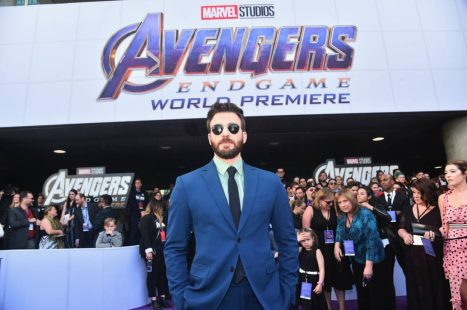 AVENGERS- ENDGAME World Premiere-276