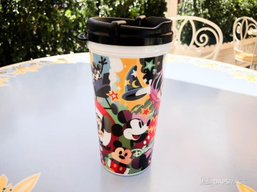 Disney Parks Celebrate Mickey Popcorn Bucket and Mug-6