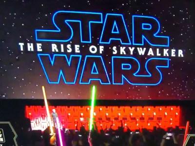 Star Wars Celebration - Star Wars: The Rise of Skywalker