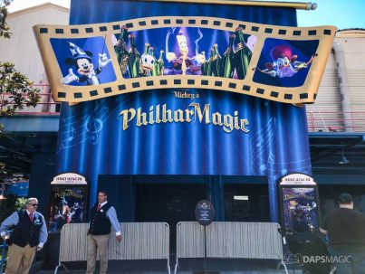 Mickey's PhilharMagic at Disney California Adventure-2