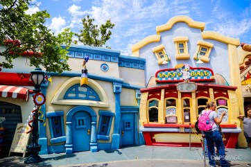 Mickeys Toontown on Day Mickey and Minnies Runaway Railway is Announced for Disneyland-38