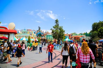 Mickeys Toontown on Day Mickey and Minnies Runaway Railway is Announced for Disneyland-43