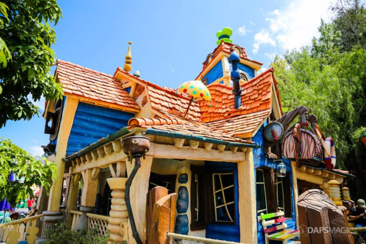 Mickeys Toontown on Day Mickey and Minnies Runaway Railway is Announced for Disneyland-60