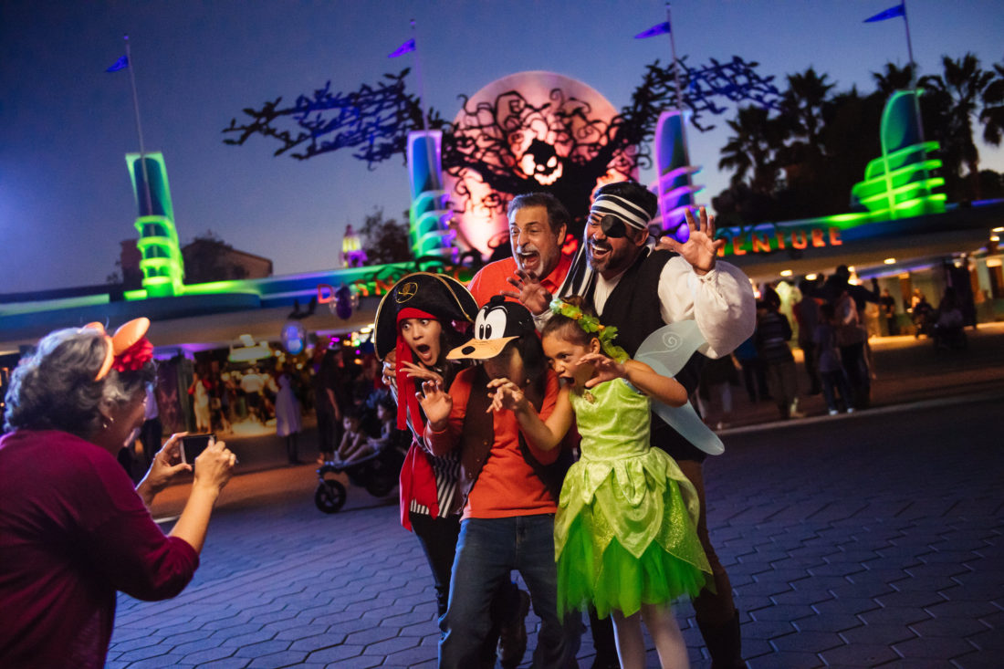 Disneyland Resort Will Debut New Oogie Boogie Bash – A Disney Halloween Party, Coming to Disney California Adventure Park with a New 'World of Color' Spectacular