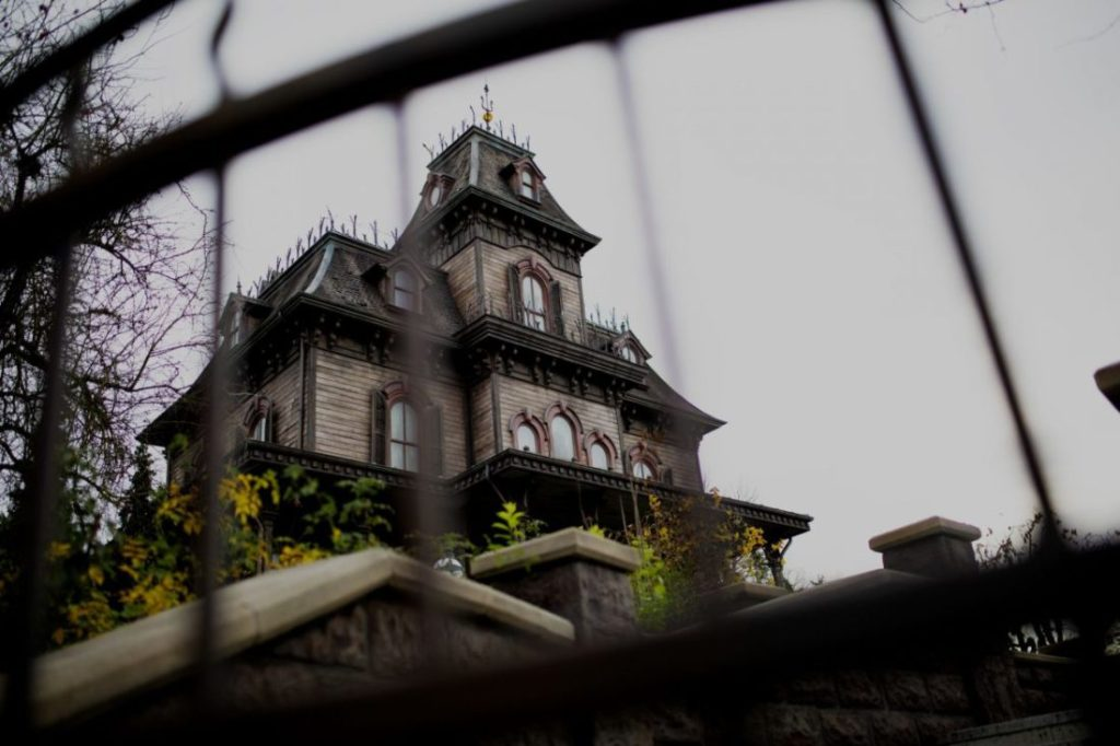 Phantom Manor - Disneyland Paris