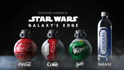 Coca Cola - Star Wars: Galaxy's Edge