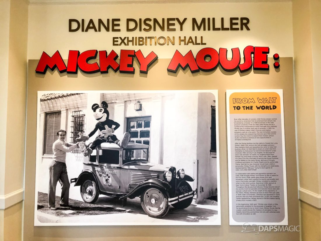 A Special Look at the Walt Disney Family Museum's Newest Exhibit, Mickey Mouse: From Walt to the World