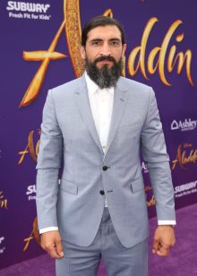 "LOS ANGELES, CA - MAY 21: Numan Acar attends the World Premiere of Disney's ""Aladdin"" at the El Capitan Theater in Hollywood CA on May 21, 2019, in the culmination of the film's Magic Carpet World Tour with stops in Paris, London, Berlin, Tokyo, Mexico City and Amman, Jordan. (Photo by Jesse Grant/Getty Images for Disney) *** Local Caption *** Numan Acar"