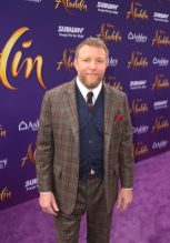 "LOS ANGELES, CA - MAY 21: Director Guy Ritchie attends the World Premiere of Disney's ""Aladdin"" at the El Capitan Theater in Hollywood CA on May 21, 2019, in the culmination of the film's Magic Carpet World Tour with stops in Paris, London, Berlin, Tokyo, Mexico City and Amman, Jordan. (Photo by Jesse Grant/Getty Images for Disney) *** Local Caption *** Guy Ritchie"
