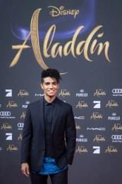 "Mena Massoud attends the ""Aladdin"" gala screening on May 11, 2019 in Berlin, Germany. .© Disney/Folioscope/Silke Reents"