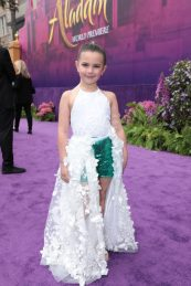 Lexi Rabe attends the World Premiere of DisneyÕs Aladdin at the El Capitan Theater in Hollywood, CA on Tuesday, May 21, 2019, in the culmination of the filmÕs Magic Carpet World Tour with stops in Paris, London, Berlin, Tokyo, Mexico City and Amman, Jordan. (photo: Alex J. Berliner/ABImages)