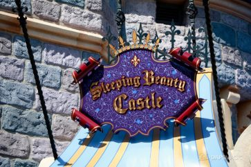 Sleeping Beauty Castle - Disneyland Resort