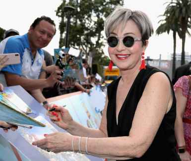 HOLLYWOOD, CA - JUNE 11: Annie Potts attends the world premiere of Disney and Pixar's TOY STORY 4 at the El Capitan Theatre in Hollywood, CA on Tuesday, June 11, 2019. (Photo by Rich Polk/Getty Images for Disney) *** Local Caption *** Annie Potts