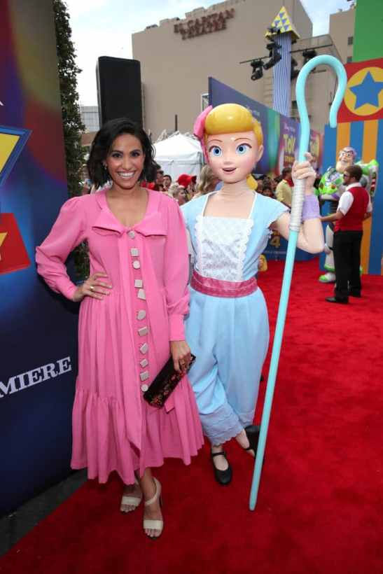 HOLLYWOOD, CA - JUNE 11: Tiffany Smith attends the world premiere of Disney and Pixar's TOY STORY 4 at the El Capitan Theatre in Hollywood, CA on Tuesday, June 11, 2019. (Photo by Rich Polk/Getty Images for Disney) *** Local Caption *** Tiffany Smith