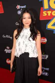 HOLLYWOOD, CA - JUNE 11: Kara Wang attends the world premiere of Disney and Pixar's TOY STORY 4 at the El Capitan Theatre in Hollywood, CA on Tuesday, June 11, 2019. (Photo by Jesse Grant/Getty Images for Disney) *** Local Caption *** Kara Wang