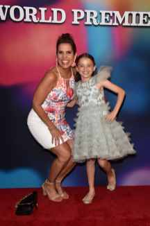 HOLLYWOOD, CA - JUNE 11: Lori Alan (L) and Madeleine McGraw attend the world premiere of Disney and Pixar's TOY STORY 4 at the El Capitan Theatre in Hollywood, CA on Tuesday, June 11, 2019. (Photo by Alberto E. Rodriguez/Getty Images for Disney) *** Local Caption *** Lori Alan; Madeleine McGraw