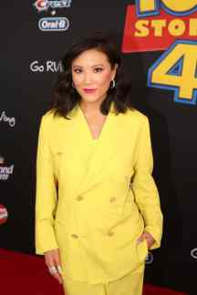 HOLLYWOOD, CA - JUNE 11: Ally Maki attends the world premiere of Disney and Pixar's TOY STORY 4 at the El Capitan Theatre in Hollywood, CA on Tuesday, June 11, 2019. (Photo by Jesse Grant/Getty Images for Disney) *** Local Caption *** Ally Maki