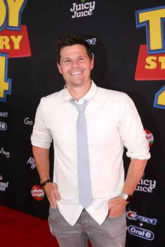 HOLLYWOOD, CA - JUNE 11: Ian Reed Kesler attends the world premiere of Disney and Pixar's TOY STORY 4 at the El Capitan Theatre in Hollywood, CA on Tuesday, June 11, 2019. (Photo by Jesse Grant/Getty Images for Disney) *** Local Caption *** Ian Reed Kesler