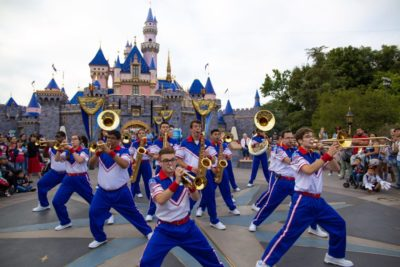 2019 Disneyland Resort All-American College Band
