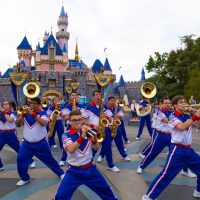 2019 Disneyland Resort All-American College Band Begins Performances at the Disneyland Resort