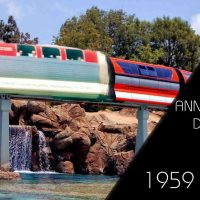 The Monorail Then and Now - The 60th Anniversary of a Disneyland Original