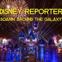 Soarin' Around the Galaxy - DISNEY Reporter