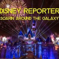 Soarin' Around the Galaxy - DISNEY Reporter