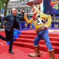 Photos: TOY STORY 4 Celebrates European Premiere