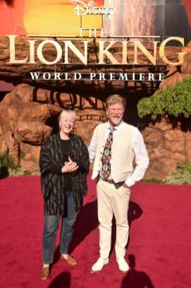"""HOLLYWOOD, CALIFORNIA - JULY 09: <> attends the World Premiere of Disney's """"THE LION KING"""" at the Dolby Theatre on July 09, 2019 in Hollywood, California. (Photo by Alberto E. Rodriguez/Getty Images for Disney)"""