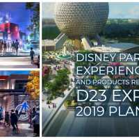 Disney Parks, Experiences and Products Reveal D23 Expo 2019 Plans!