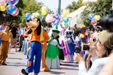 Disneyland 64th Birthday Cavalcade-25