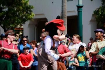 Final Performance Red Car Trolley News Boys at Disney California Adventure-14