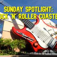Sunday Spotlight: Rock 'n' Roller Coaster