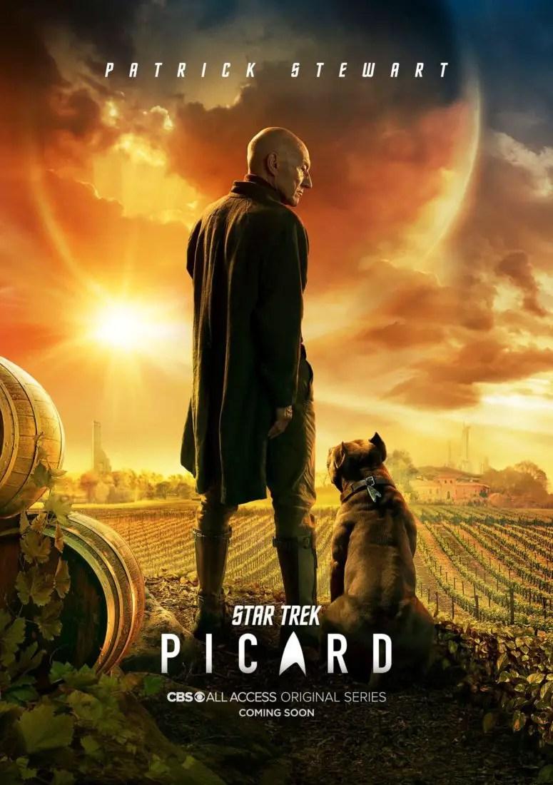 Star Trek: Picard Poster
